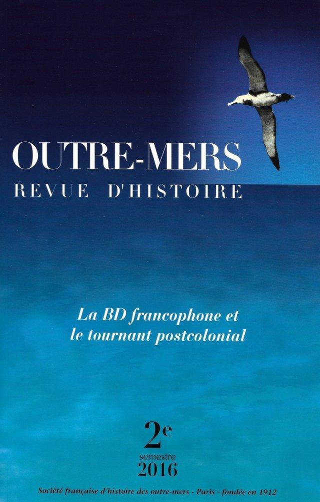 Couverture - Revue Outre-mers