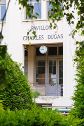 Pavillon Charles Dugas - Site des Quais