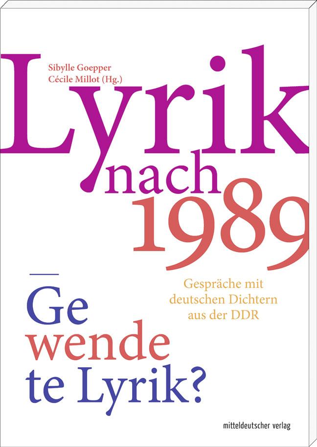 Lyrik nach 1989